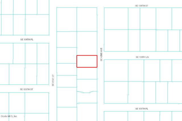 0 SE 42nd Avenue, Summerfield, FL 34491 (MLS #532887) :: Realty Executives Mid Florida