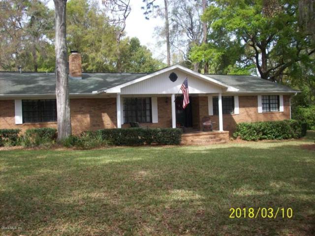 128 SE 43rd Avenue, Ocala, FL 34471 (MLS #533140) :: Bosshardt Realty