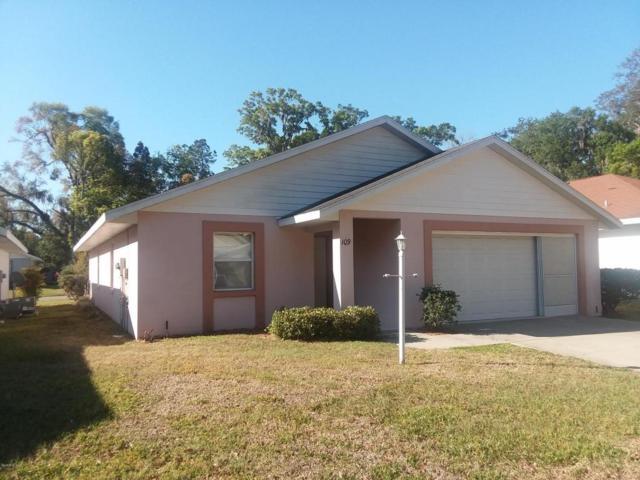 1020 NE 30th Avenue #109, Ocala, FL 34470 (MLS #533142) :: Bosshardt Realty