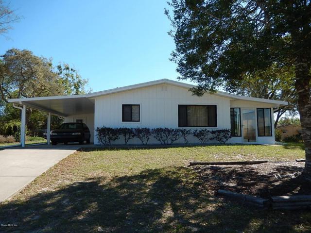 9050 SW 104th Place, Ocala, FL 34481 (MLS #533183) :: Bosshardt Realty