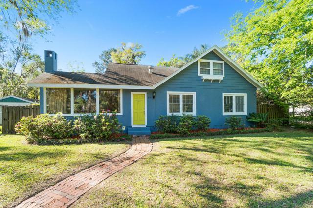 956 NE 5th Street, Ocala, FL 34470 (MLS #533226) :: Bosshardt Realty