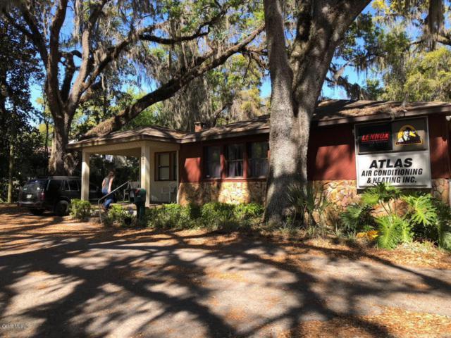 2251 N Magnolia Avenue, Ocala, FL 34475 (MLS #533550) :: Bosshardt Realty