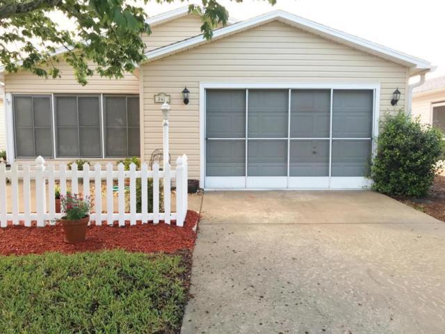 262 Montoya Drive, The Villages, FL 32159 (MLS #533576) :: Realty Executives Mid Florida