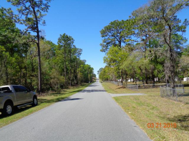 0 SW 95th Street, Ocala, FL 34476 (MLS #533598) :: Bosshardt Realty
