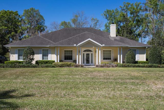 740 SW 89th Terrace, Ocala, FL 34481 (MLS #533622) :: Bosshardt Realty