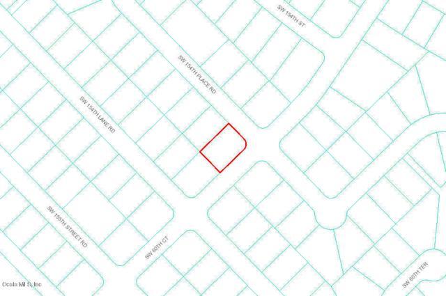 0 SW 154 Place Road, Ocala, FL 34473 (MLS #533659) :: Realty Executives Mid Florida