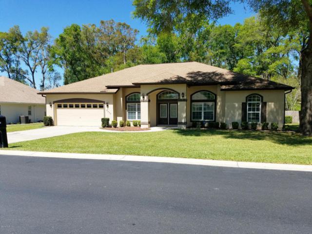 5433 SE 107th Street, Belleview, FL 34420 (MLS #533706) :: Bosshardt Realty