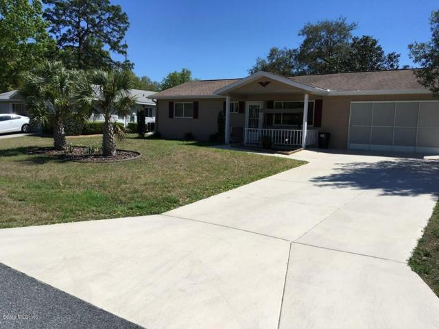 8144 SW 105th Place, Ocala, FL 34481 (MLS #533718) :: Bosshardt Realty