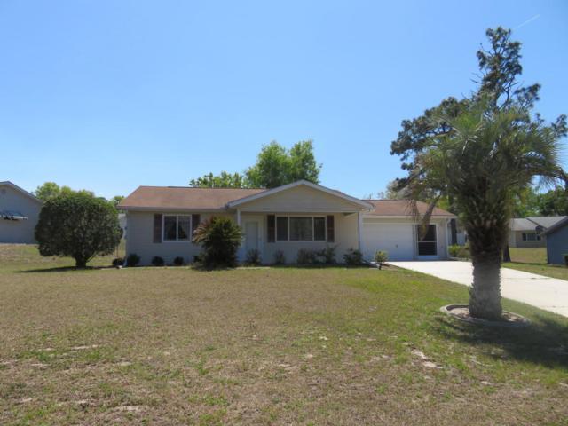 8468 SW 109th Place, Ocala, FL 34481 (MLS #533721) :: Realty Executives Mid Florida
