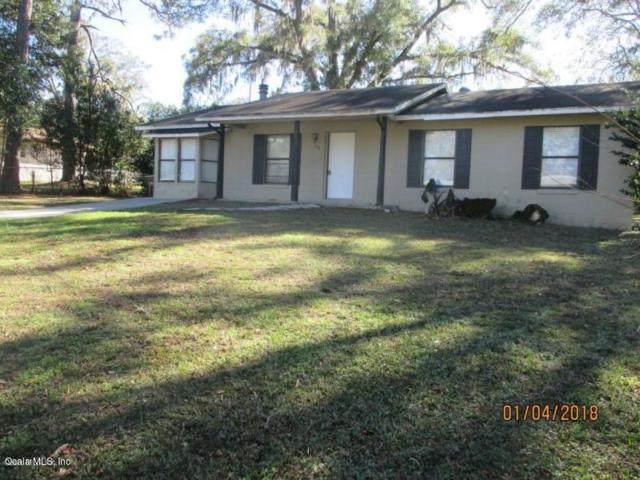 1316 NE 20th Street, Ocala, FL 34470 (MLS #533915) :: Bosshardt Realty