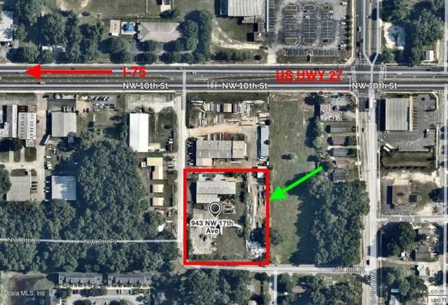 943 NW 17th Avenue, Ocala, FL 34475 (MLS #534068) :: Bosshardt Realty