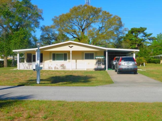 10028 SW 88th Terrace, Ocala, FL 34481 (MLS #534137) :: Bosshardt Realty