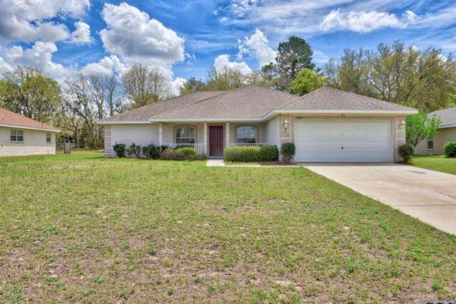 5336 SW 116th Place, Ocala, FL 34476 (MLS #534288) :: Bosshardt Realty