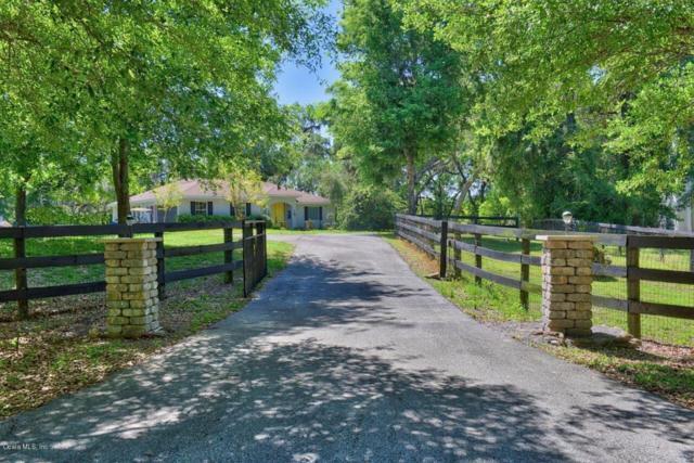35 Lake Wood Circle, Ocala, FL 34482 (MLS #534497) :: Bosshardt Realty