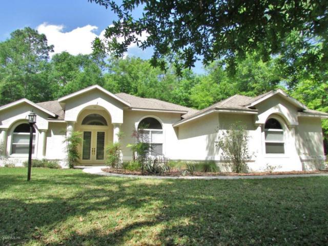 7716 SW 185th Circle, Dunnellon, FL 34432 (MLS #534531) :: Bosshardt Realty