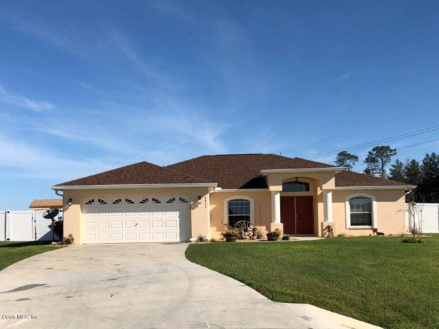 4937 SW 98 Place, Ocala, FL 34476 (MLS #534621) :: Bosshardt Realty