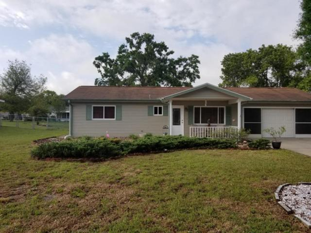 8184 SW 107th Place, Ocala, FL 34481 (MLS #534643) :: Bosshardt Realty