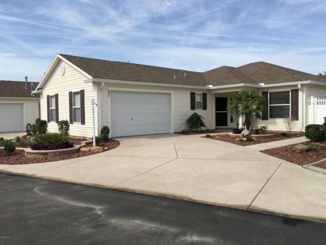 8467 SE 177th Roleson Lane, The Villages, FL 32162 (MLS #534644) :: Bosshardt Realty