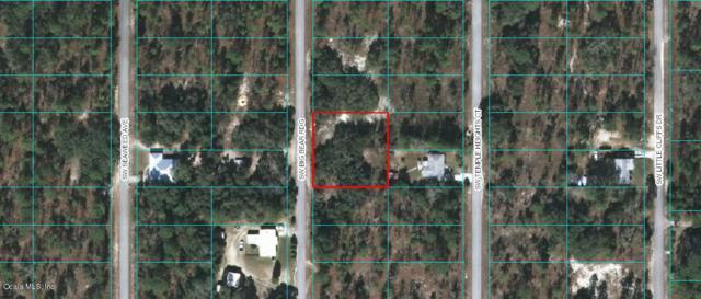 Lot 38 SW Big Bear Ridge, Dunnellon, FL 34431 (MLS #534684) :: Pepine Realty