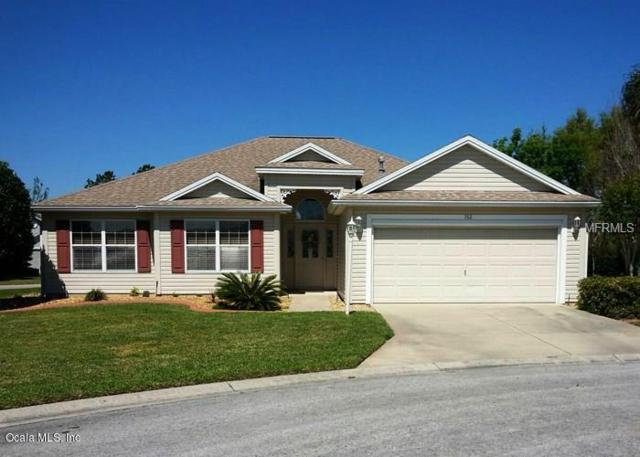 762 Manning Place, The Villages, FL 32162 (MLS #534692) :: Realty Executives Mid Florida