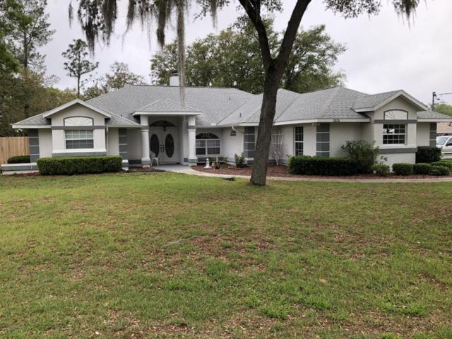 5800 SW 111th Place Road, Ocala, FL 34476 (MLS #534702) :: Bosshardt Realty