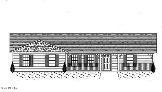 5550 SW 129th Terrace Road, Ocala, FL 34481 (MLS #534866) :: Bosshardt Realty