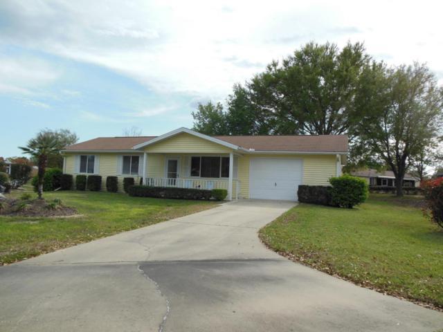 10862 SW 87th Terrace, Ocala, FL 34481 (MLS #534988) :: Pepine Realty