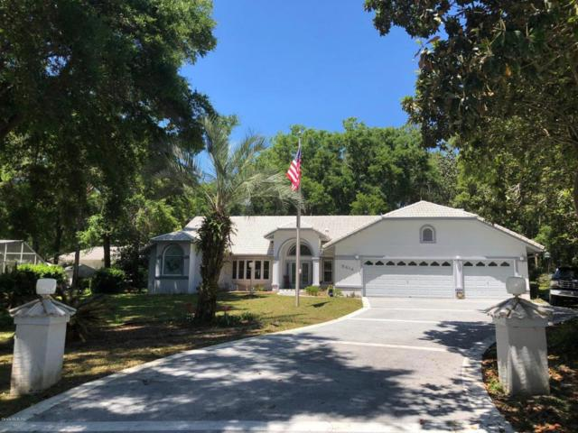 9414 SW 191st Terrace, Dunnellon, FL 34432 (MLS #535009) :: Bosshardt Realty