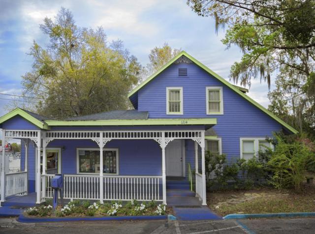 1214 E Silver Springs Boulevard, Ocala, FL 34470 (MLS #535091) :: Pepine Realty