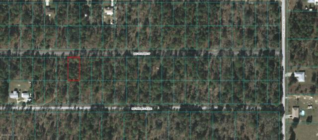 LOT 17 SW Skylark St., Dunnellon, FL 34431 (MLS #535098) :: Pepine Realty