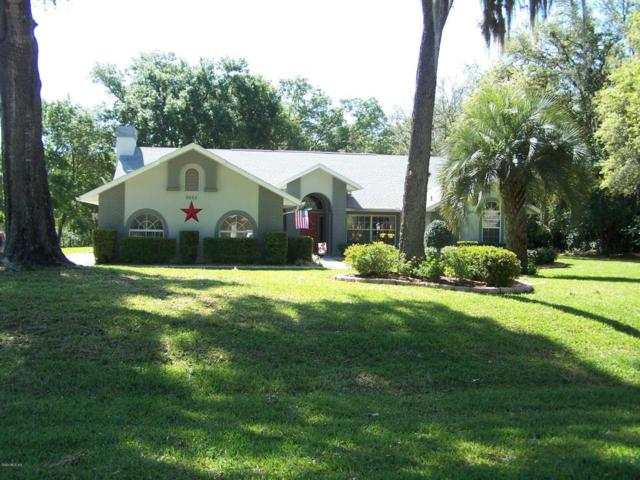 9855 SW 206th Court Road, Dunnellon, FL 34431 (MLS #535112) :: Bosshardt Realty