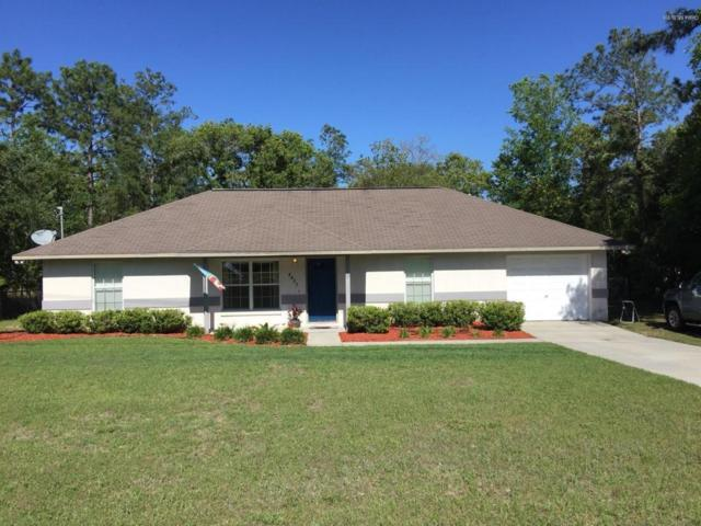 5427 Pecan Road, Ocala, FL 34472 (MLS #535154) :: Realty Executives Mid Florida