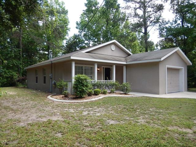 13327 SW 11th Street Road, Ocala, FL 34481 (MLS #535190) :: Bosshardt Realty