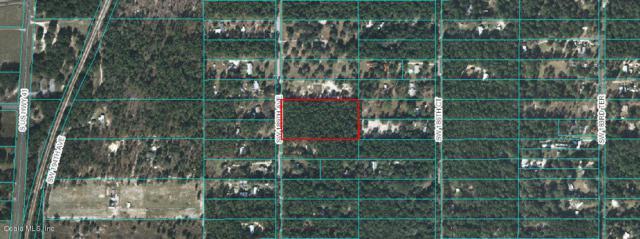 0 SW 189th Ave, Dunnellon, FL 34432 (MLS #535198) :: Bosshardt Realty
