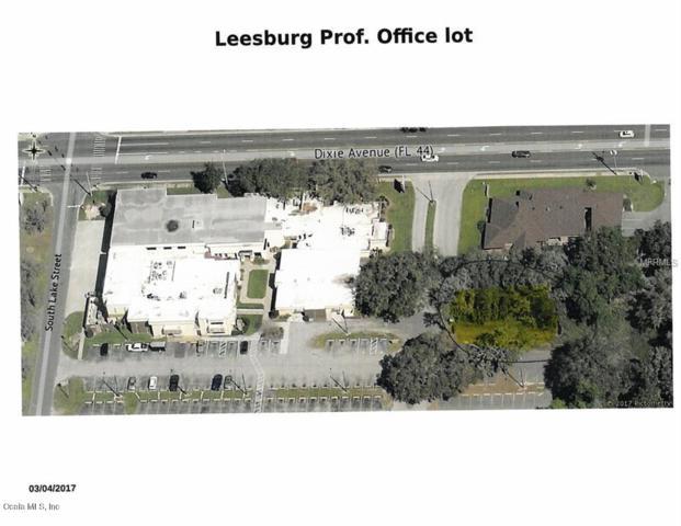 0000 E Dixie Avenue, Leesburg, FL 34748 (MLS #535243) :: Pepine Realty