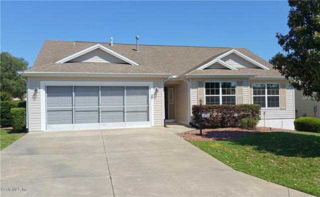 16735 SE 78th Lillywood Court, The Villages, FL 32162 (MLS #535296) :: Bosshardt Realty