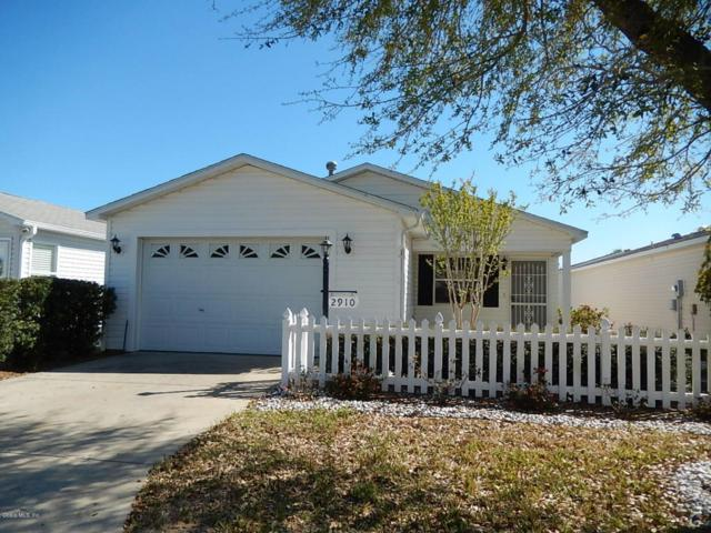 2910 Barboza Drive, The Villages, FL 32162 (MLS #535414) :: Bosshardt Realty