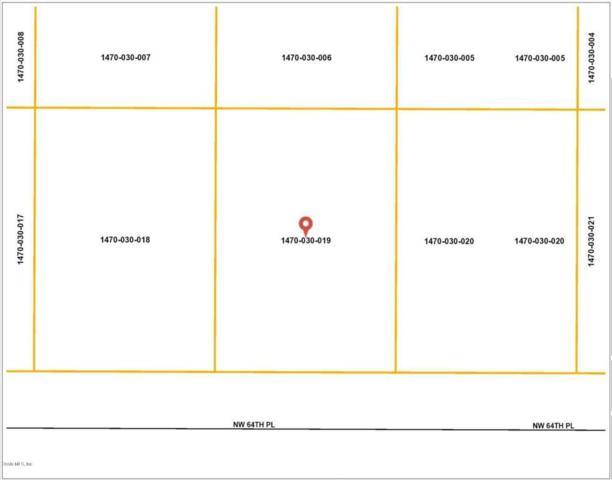 Lot 19 NW 64 Place, Ocala, FL 34475 (MLS #535682) :: Thomas Group Realty