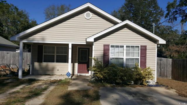 46 Eighth Avenue, Crawfordville, FL 32327 (MLS #535699) :: Realty Executives Mid Florida