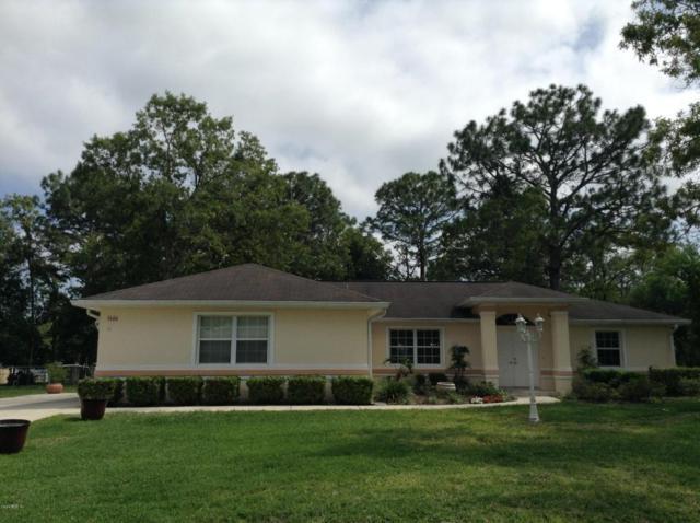 5606 SW 108th Street Street, Ocala, FL 34476 (MLS #535796) :: Thomas Group Realty