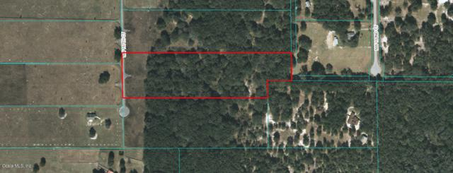 0 NW 167th Court, Morriston, FL 32668 (MLS #535963) :: Bosshardt Realty