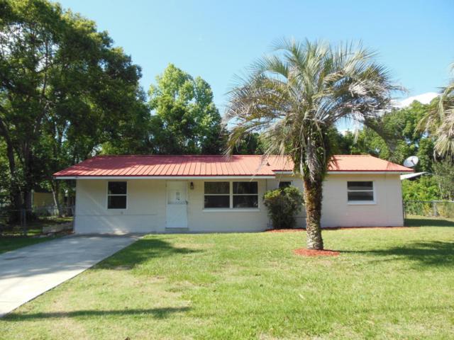 1205 NE 32nd Place, Ocala, FL 34479 (MLS #535992) :: Bosshardt Realty