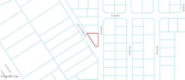 CORNER OF SE 87TH TERRACE ROAD & SE 90TH AV, Summerfield, FL 34491 (MLS #536107) :: Bosshardt Realty