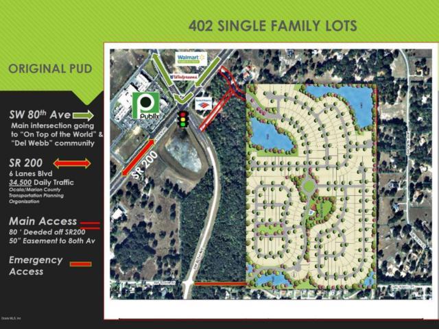 7850 SW Highway 200, Ocala, FL 34476 (MLS #536112) :: Bosshardt Realty