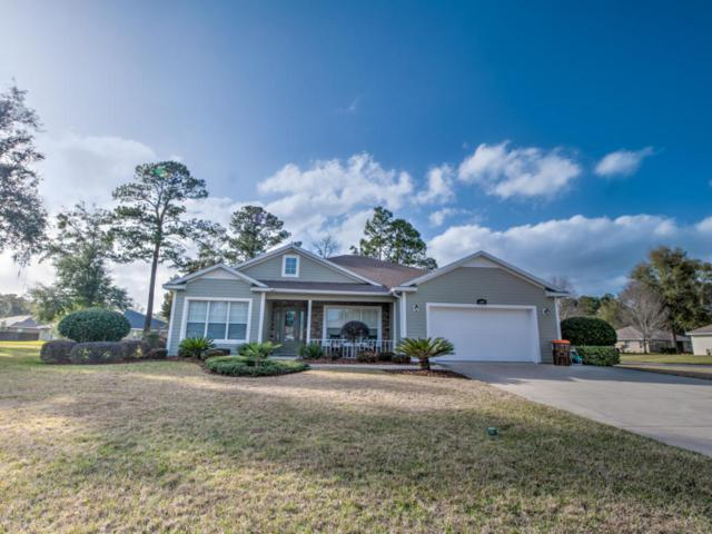 4399 NW 4th Circle, Ocala, FL 34475 (MLS #536151) :: Bosshardt Realty