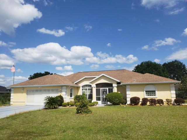 69 Hickory Loop, Ocala, FL 34472 (MLS #536195) :: Bosshardt Realty