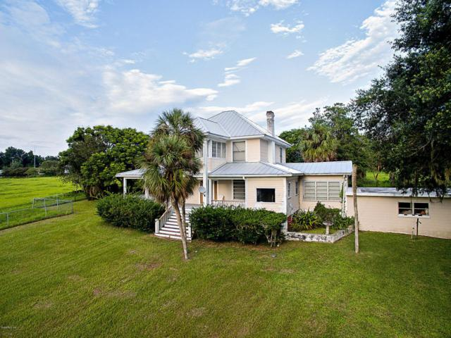 15888 S Highway 25, Weirsdale, FL 32195 (MLS #536199) :: Bosshardt Realty
