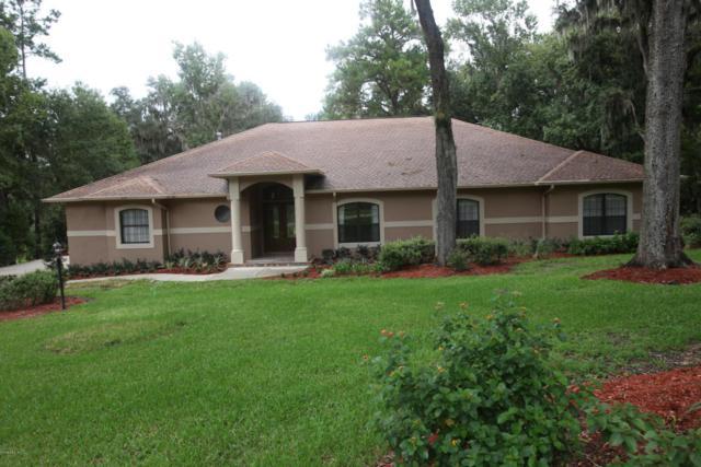 4550 NW 82 Court, Ocala, FL 34482 (MLS #536229) :: Bosshardt Realty