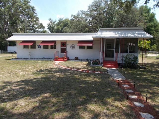 85 NE 167th Avenue, Silver Springs, FL 34488 (MLS #536361) :: Realty Executives Mid Florida