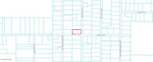 000 SW 168th Avenue, Ocala, FL 34481 (MLS #536367) :: Bosshardt Realty